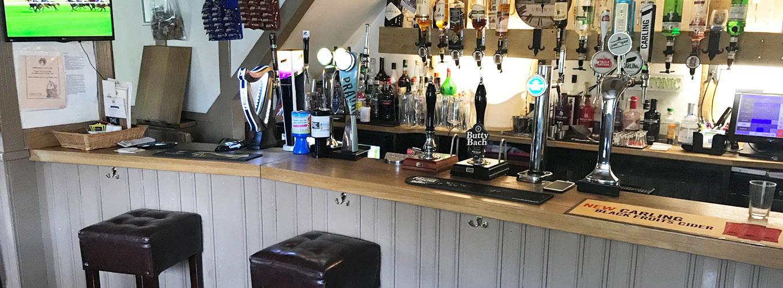 The Crown Claverdon Bar