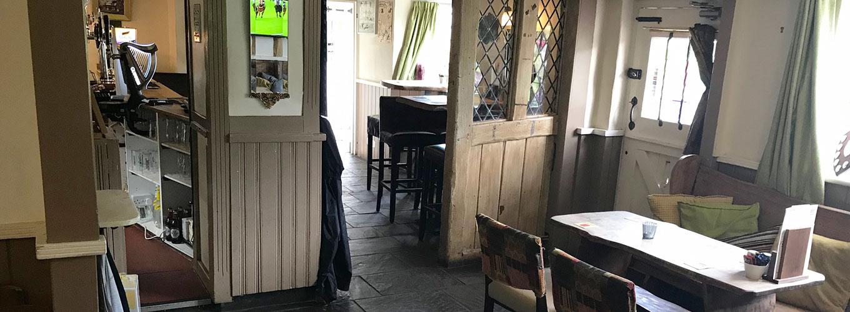 The Crown Claverdon - Restaurant Area